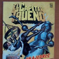 Cómics: EL CAPITÁN TRUENO N°61.. Lote 117009870