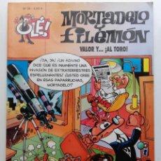 Cómics: MORTADELO Y FILEMON Nº 94 OLE! / EDICIONES B. Lote 117012095