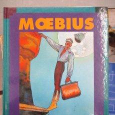Cómics: LAS VACACIONES DEL MAYOR MOEBIUS TAPA DURA EDICIONES B. Lote 117050243