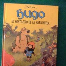 Cómics: BUGO Nº 1 EL SORTILEGIO DE LA HABICHUELA EDICIONES B. Lote 117520995