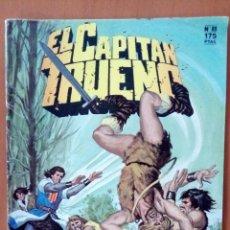 Cómics: EL CAPITÁN TRUENO N°80. Lote 117548327