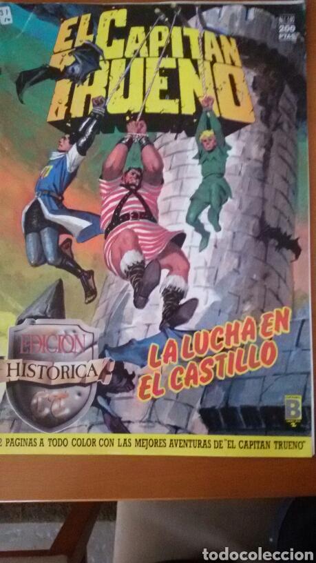 EL CAPITÁN TRUENO, NÚMERO 140. (Tebeos y Comics - Ediciones B - Clásicos Españoles)