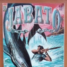 Cómics: JABATO N°40. Lote 117892003