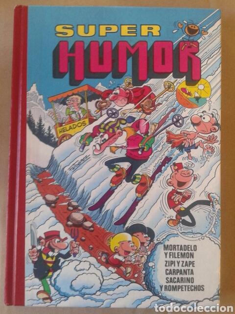 SÚPER HUMOR VOLUMEN 31. EDICIONES B, 1992 (SEGUNDA EDICIÓN). (Tebeos y Comics - Ediciones B - Humor)
