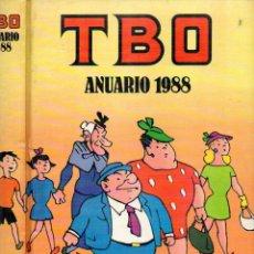 Cómics: TBO ANUARIO 1988 NÚMS. 1 A 11. Lote 117986179