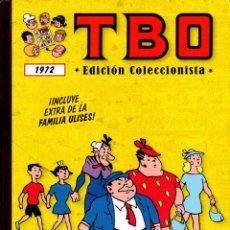 Cómics: TBO EDICION COLECCIONISTA 1972. Lote 117986335