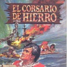 Cómics: CORSARIO DE HIERRO- EDICIÓN HISTÓRICA- Nº 31 -CAYO CALAVERAS-1988- GRAN AMBRÓS-BUENO-8667. Lote 118016279