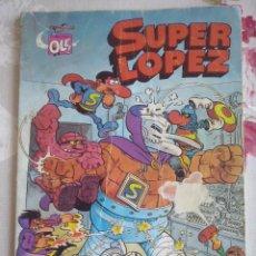 Cómics: SUPER LOPEZ NUM. 3 COLECCION OLÉ. Lote 118147707