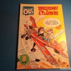 Comics : COLECCION OLE. Nº 213 - M. 127. EDICIONES B. Lote 118482639