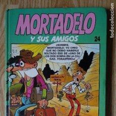 Cómics: MORTADELO Y SUS AMIGOS 24 IBAÑEZ ROCOCO PAFMAN SPORTY FERNANDEZ RASPUTIN ZIPI Y ZAPE ROQUITA. Lote 118700195