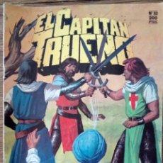 Cómics: EL CAPITÁN TRUENO N°93.. Lote 118705935