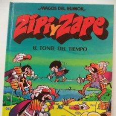 Cómics: MAGOS DEL HUMOR ZIPI Y ZAPE EDICIONES B TAPA DURA. Lote 118824587