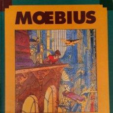 Comics : MOEBIUS - THE LONG TOMORROW - 1ª EDICIÓN 1994 - TAPA DURA - . Lote 118942231