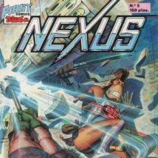 Cómics: NEXUS Nº 5 - EDICIONES B - MUY BUEN ESTADO. Lote 119046623