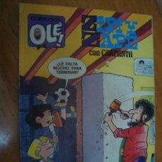Cómics: ZIPI Y ZAPE Nº 134 COLECCION OLE 2ª EDICION MARZO 1992. Lote 119148147