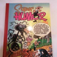 Cómics: SUPER HUMOR MORTADELO NUM 4 - EDICIONES B - CARTONÉ - PRIMERA EDICION 1993. Lote 119374867