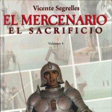 Cómics: EL MERCENARIO Nº4. Lote 119968807