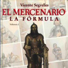 Cómics: EL MERCENARIO Nº2. Lote 119968963