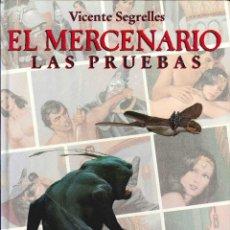 Cómics: EL MERCENARIO Nº3. Lote 129327851