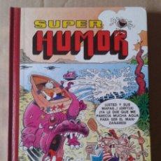 Cómics: SÚPER HUMOR, VOLUMEN 53 (EDICIONES B, 1989). CON HISTORIAS LARGAS DEL BOTONES SACARINO Y PEPE GOTERA. Lote 120406219