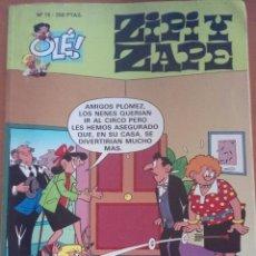 Cómics: ZIPI Y ZAPE N°15. EDICIONES B.. Lote 120412839