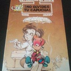 Cómics: COMIC/TEBEO. EL PEQUEÑO SPIROU, NO OLVIDES TU CAPUCHA (Nº6). TAPA BLANDA, 1997. Lote 202037965