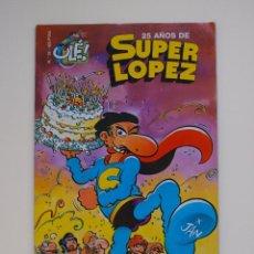 Cómics - 26 AÑOS DE SUPER LOPEZ - EDICIONES B - 1ª EDICION - GRAN FORMATO - 120891259