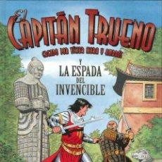 Comics : EL CAPITÁN TRUENO Y LA ESPADA DEL INVENCIBLE. Lote 121081287