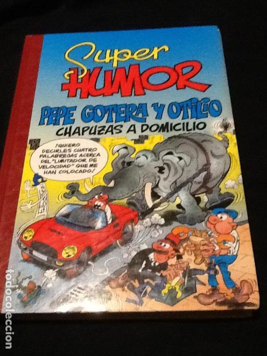 SUPER HUMOR PEPE GOTERA Y OTILIO VOLUMEN 44 (Tebeos y Comics - Ediciones B - Clásicos Españoles)