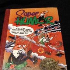Cómics: SUPER HUMOR MORTADELO Y FILEMON Nº 25 (EDICIONES B). Lote 121084747