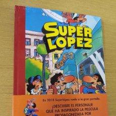 Cómics: SUPER HUMOR SUPER LÓPEZ - TOMO 1 - EDICIONES B - JAN SUPERLOPEZ .TAMAÑO GRANDE. Lote 121343563