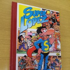 Cómics: SUPER LOPEZ SUPER HUMOR 2 - SUPERLÓPEZ - TAMAÑO GRANDE - 2007 - VER DESCRIPCIÓN. Lote 121344631