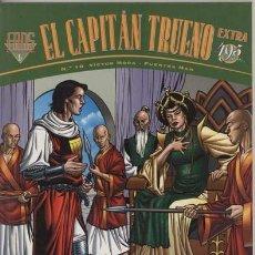 Cómics: EL CAPITÁN TRUENO / FANS / Nº 10 / FUENTES MAN / 1999. Lote 121362639