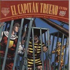 Cómics: EL CAPITÁN TRUENO / FANS / Nº 12 / FUENTES MAN - AMBRÓS / 1999. Lote 121365963