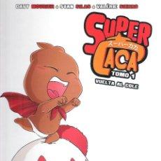Cómics: VUELTA AL COLE ( SUPER CACA 1 ). Lote 121589211
