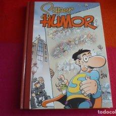 Cómics: SUPER LOPEZ TOMO 10 SUPER HUMOR ( JAN ) ¡MUY BUEN ESTADO! TAPA DURA EDICIONES B 2006 SUPERLOPEZ. Lote 121593347