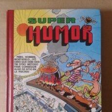 Cómics: SÚPER HUMOR, VOLUMEN 61 (EDICIONES B, 1990).. Lote 121595887