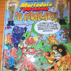 Cómics: MORTADELO Y FILEMON, EL ESTRELLATO - MAGOS DEL HUMOR Nº 92 EDICIONES B. Lote 121625935