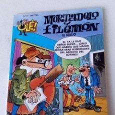 Cómics: MORTADELO Y FILEMON. EL BRUJO. COLECCION OLE NUMERO 27. IBAÑEZ EDICIONES B 2º ED.1996. Lote 121639923