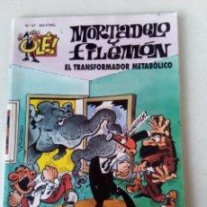 Cómics: MORTADELO Y FILEMÓN - Nº 57-EL TRANSFORMADOR METABÓLICO .ED.B. 2ª EDICIÓN.1997. Lote 121644615