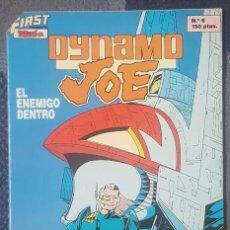 Cómics: DYNAMO JOE #6 (TEBEOS SA, 1988). Lote 121651947