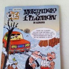 Cómics: MORTADELO Y FILEMON - EN ALEMANIA Nº 91 PRIMERA EDICION AÑO 1994 - EDICIONES B - . Lote 121663099