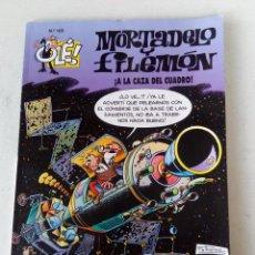 Cómics: NÚMERO 105 DE OLÉ! MORTADELO Y FILEMÓN A LA CAZA DEL CUADRO. 1º EDICIÓN 1995. Lote 121664651