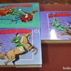 Cómics: EL COSACO VERDE - FACSÍMIL APAISADO- 3 TOMOS - EDICIONES B - COM. Lote 121792735