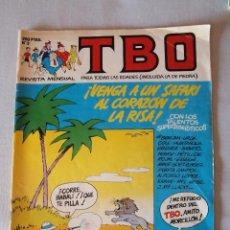 Cómics: TBO, Nº 3 EDICIONES B. AÑO 1988. Lote 121913667