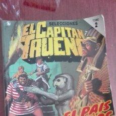 Cómics: SELLECIONES EL CAPITAN TRUENO TOMO 2 EDICION HISTORICA. Lote 122013607
