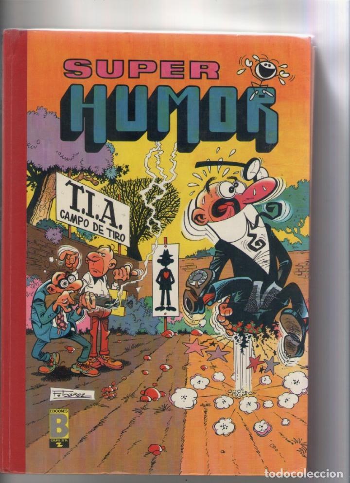 Super humor-b.s.a.-año 1989-color-formato prestige-1ª edicion-ibañez-nº 51 segunda mano