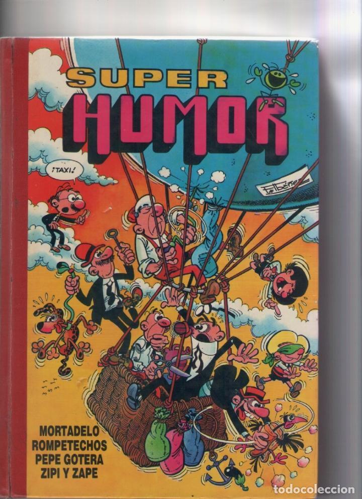 Super humor-b.s.a.-año 1990-color-formato prestige-1ª edicion-ibañez-escobar-nº 47 segunda mano