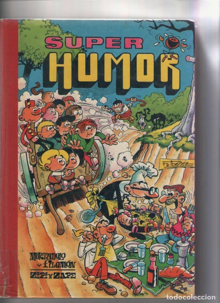 Super humor-b.s.a.-año 1991-color-formato prestige-1ª reimpresion-ibañez-escobar-nº 29 segunda mano