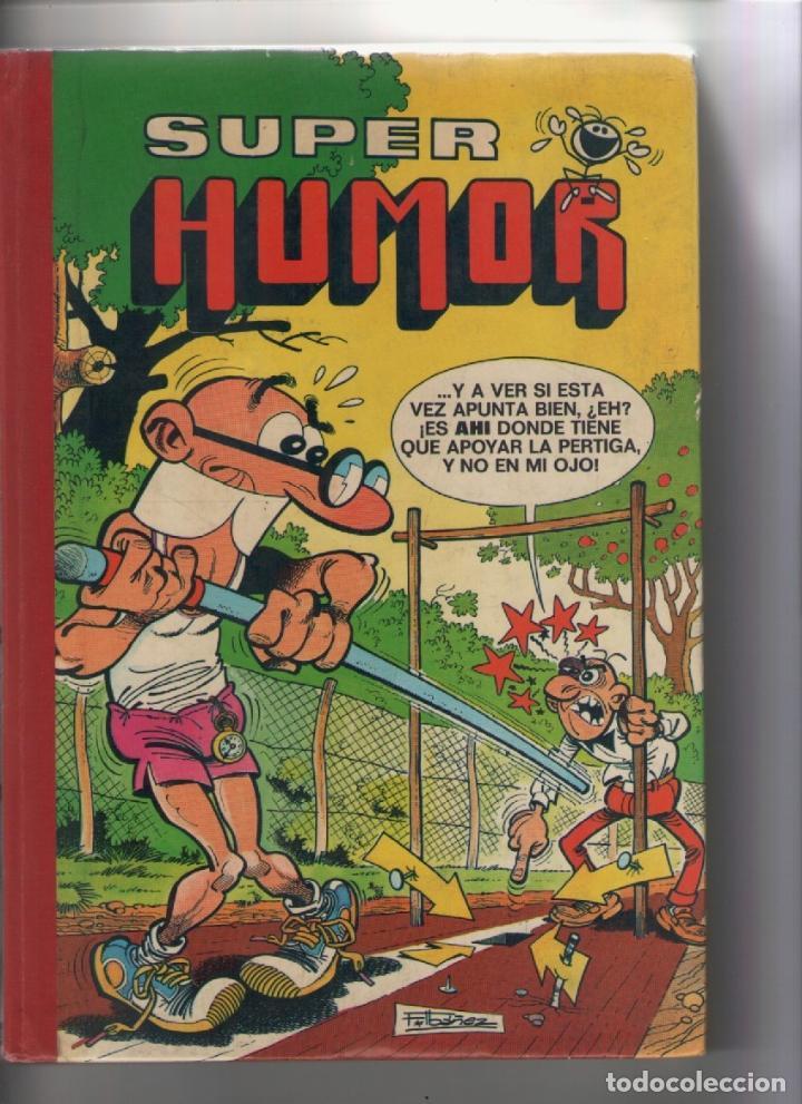 Super humor-b.s.a.-año 1991-color-formato prestige-2ª edicion-ibañez-nº 5 segunda mano